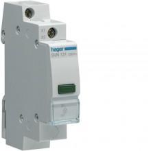 SVN131 Lampka sygnalizacyjna LED zielona 12-48V AC/DC