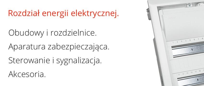 Rozdział energii elektrycznej